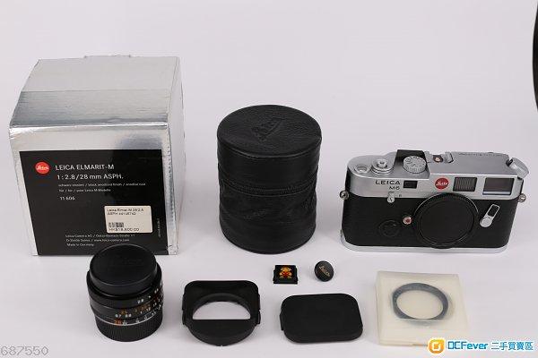Leica M6 + Leica Elmarit-M 1:2.8 / 28mm ASPH
