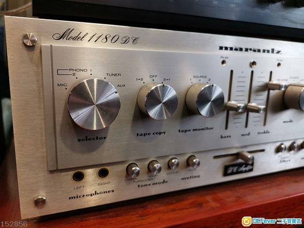 Marantz Model 1180 DC 合併擴音機