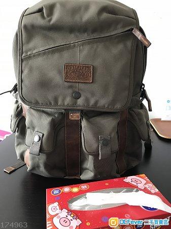 Timberland 背包,新淨少用