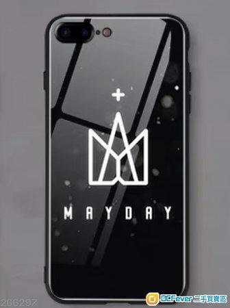 MAYDAY五月天Iphone 8 plus case