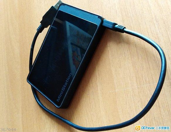 Buffalo 250GB USB 2.0 外置硬碟