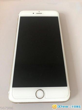 最後機會!新淨i Phone 6S Plus 128GB 玫瑰金(行貨)