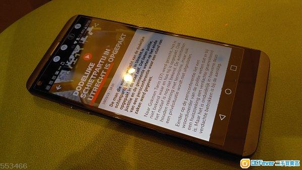 LG 迷你V20 Pro L-01J 單機一部 $680 所付即享,壓價勿擾