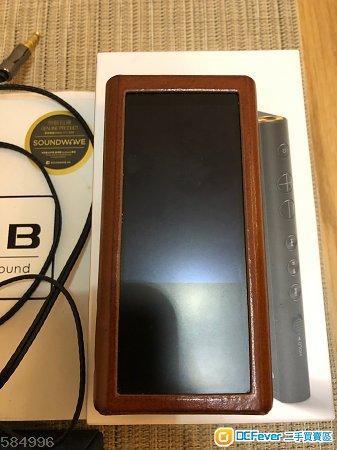 Sony ZX300 / Campfire Andromeda 綠仙女 /  ORB耳機線