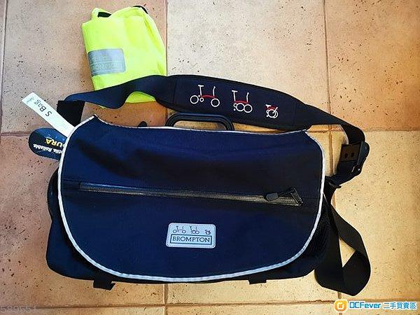 全新Brompton S bag