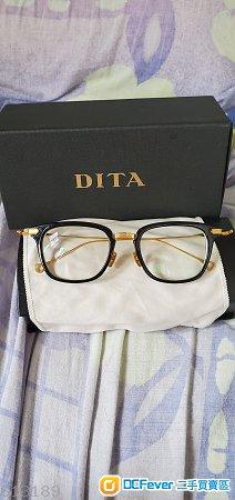 Dita stateside 黑金鍍金