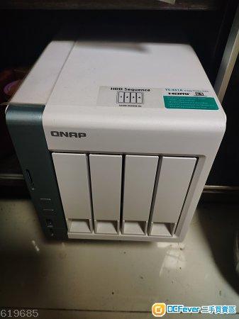 95%新 QNAP TS-451A