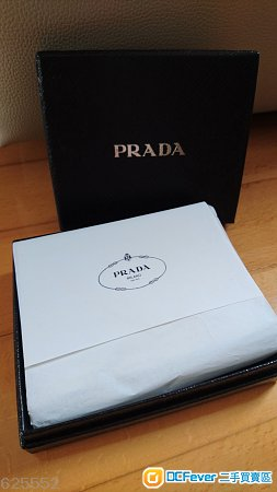 出讓 100%全新 PRADA Leather Wallet