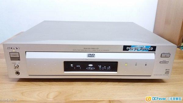 SONY DVP-S7000 DVD,CD PLAYER