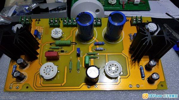 真空管穩壓成品板LS9D