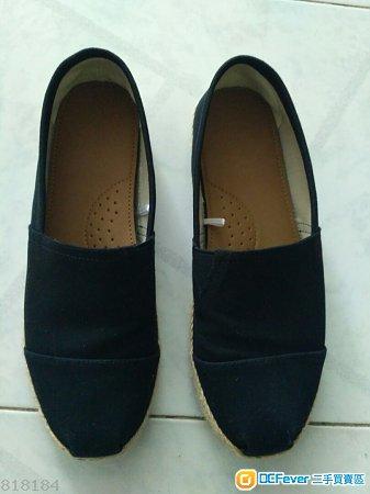 GU Black shoes