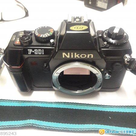 Nikon F-301 單反
