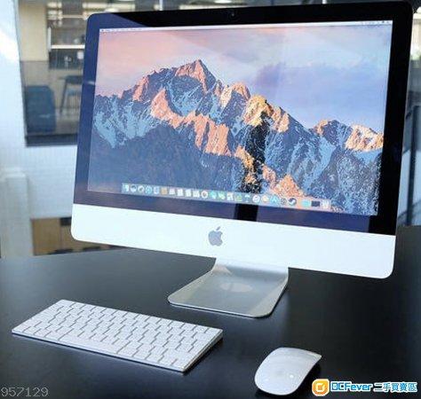 iMac 21.5 inch 2017 (4K) + Apple Care