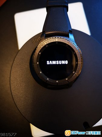 Samsung S3 Frontier smart watch (with original packing)