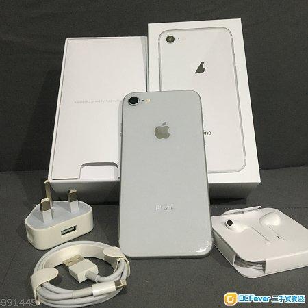 iPhone 8 256gb 银色 功能正常