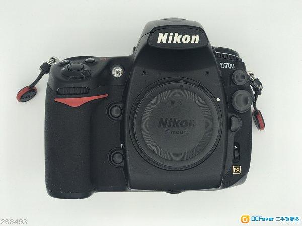 Nikon D700 $2500  不議價