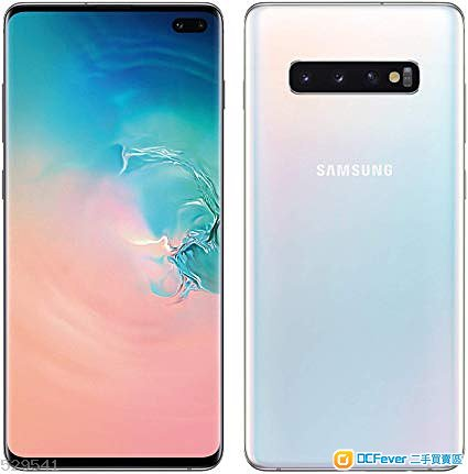 Samsung GALAXY S10+ 128GB 白色 齊件