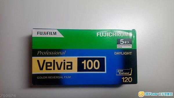 Fuji fujifilm velvia100