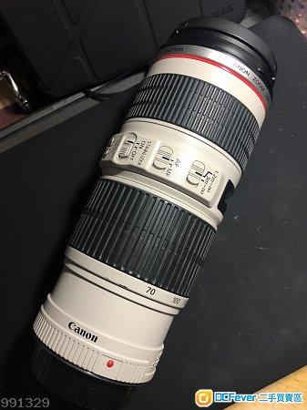 Canon 70-200 F4 IS USM 小小白一代