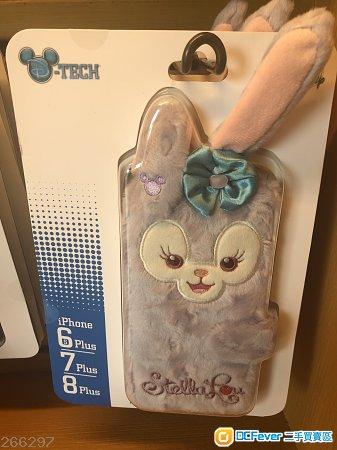 Disneyland stella lou Iphone 7,8plus case