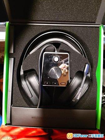 razer 電競耳機 7.1v2