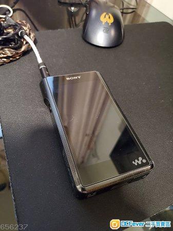 售Sony wm1a 黑磚99%新