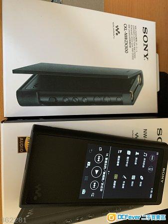 代友放售Sony NWZX300 99.9%新連CKL-NEZX300 case