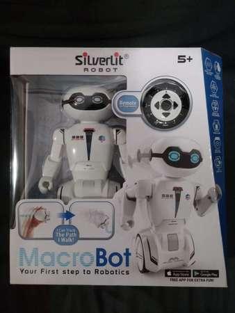 全新Silverlit MacroBot 多功能機械人