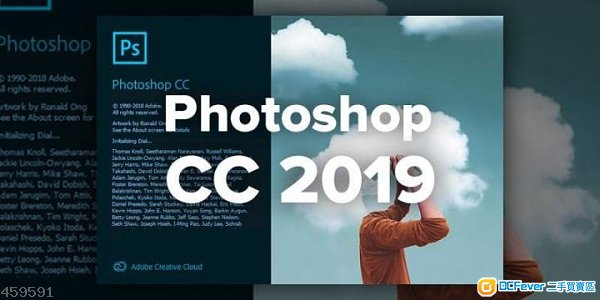 「Mac and Win 」Adobe Photoshop and Lightroom CC 2019