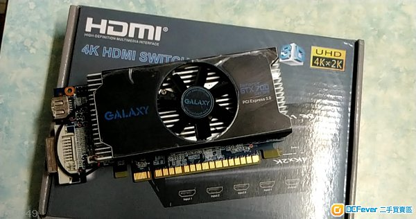Geforce GTX 700 series