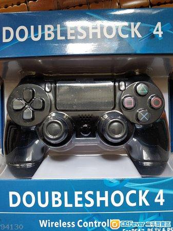 PS4 PC. 兩用無線手制 WIRELESS CONTROLLER (非SONY )全新