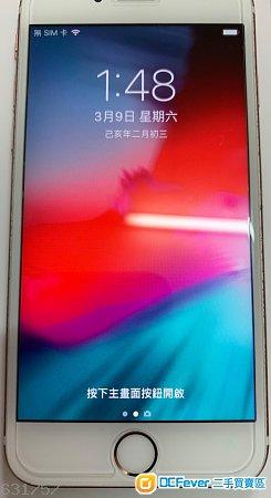 Iphone 6s 16gb 港版玫瑰金
