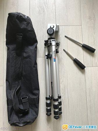 hakuba HGP-3LG silver 專業相機腳架 professional camera tripod