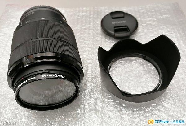 99.9999%新 SONY SEL28-70mm F3.5-5.6鏡頭(E mount)