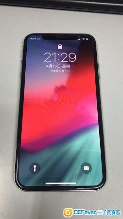 iPhone X 64G 白色