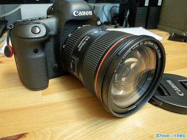 Canon 5D Mark IV; Canon 24-70 f2.8 II
