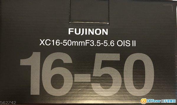 全新 Fujifilm XC16-50 mm F3.5-5.6 OIS II (行貨有保)