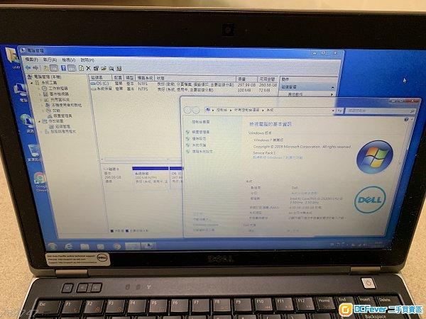 Dell Latitude E6220 二手 私人自讓
