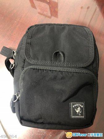 Porter shoulder +Waist bag —new