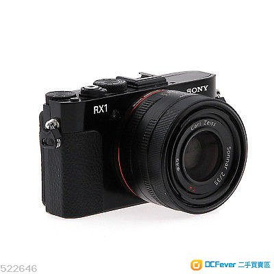 收 ( 壞入水 ) Sony  RX1 / RX1R / RX1R II  數碼相機
