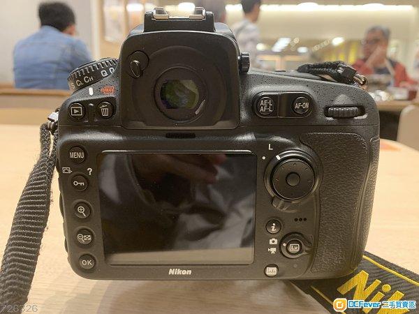 放Nikon D810 body跟Tamron SP 70-200mm F/2.8 Di VC USD G2 (A025)