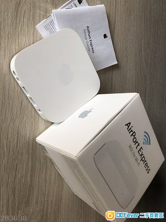 apple airport express wifi airplay