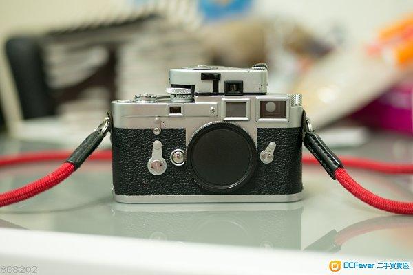 leica m3 DS 連 lightmeter MR