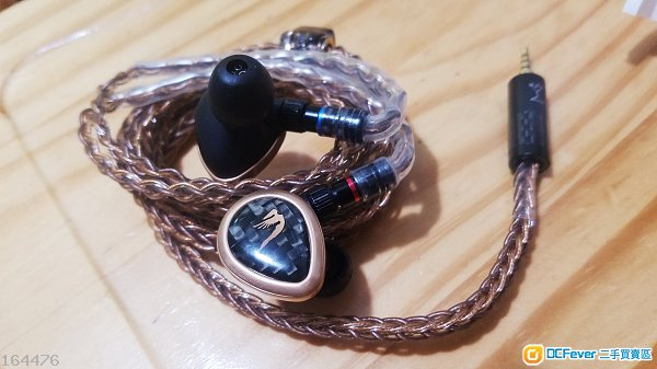 極級7N退火銅耳機線升級線64audio jh audio Shure SENNHEISER fender compfire westone
