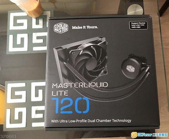 MasterLiquid Lite 120