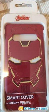 Samsung S10 Marvel Avengers Ironman Smart Cover
