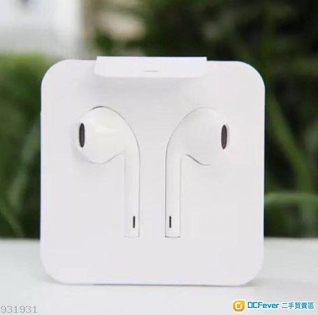 iPhone XS/X/8P/8/7P/7 Apple Lightning EarPods耳機