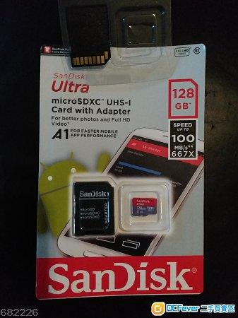 sandisk128gb 記憶卡