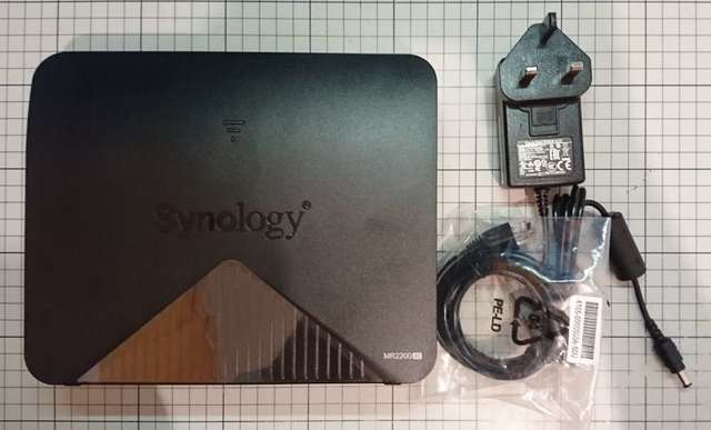 Synology Mesh Router MR2200ac 99%新 wifi