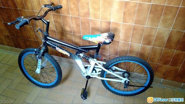 21寸輪Hotwheels單車